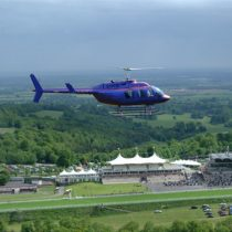 Goodwood Helicopter Experience.