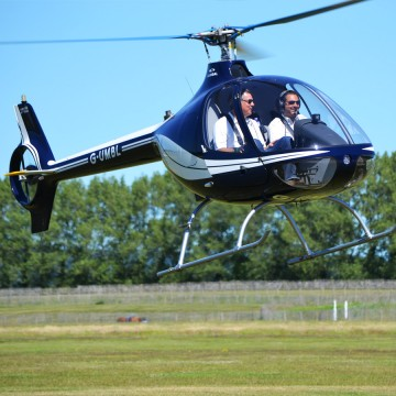 Helicopter Flying Lesson – Cabri G2