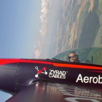The Blades Formation Aerobatics Experience Day with Former RAF Red Arrows