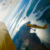 Exhilarating Aerobatic Experience